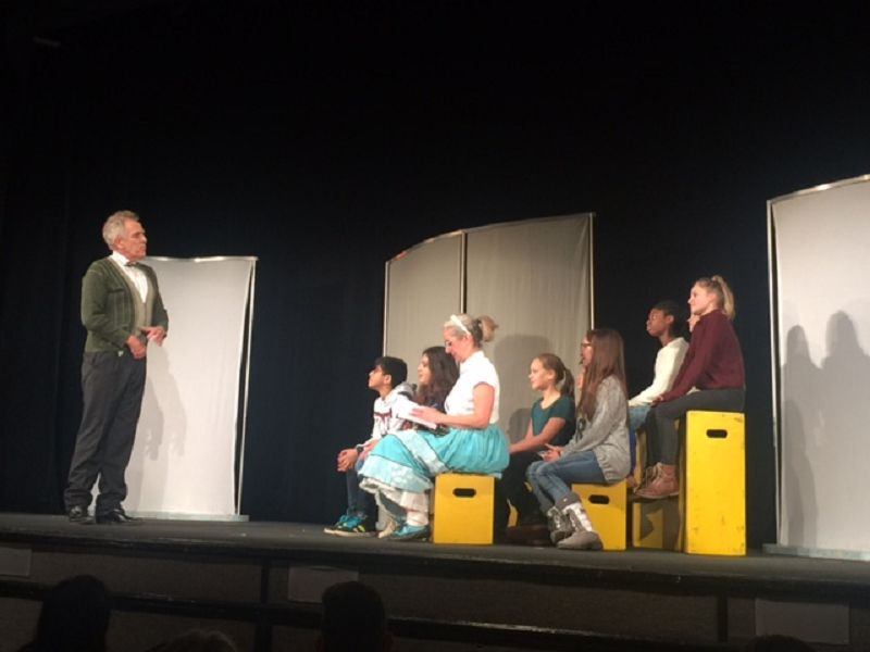 Theaterbesuch am 26.01.2017