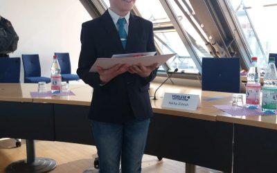 Vorlesewettbewerb in Senftenberg