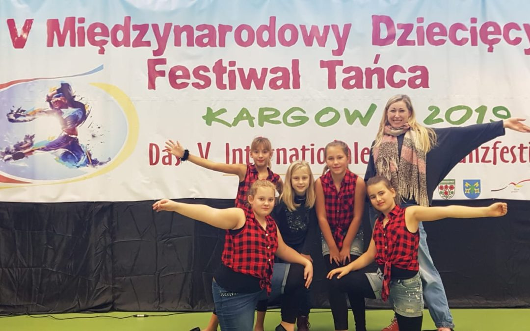 Unsere Tanz-Mädels in Kargowa (unsere Partnergemeinde in Polen)